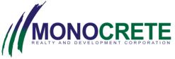 Monocrete logo