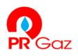 PR Gaz logo